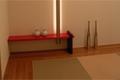 和室でポイントになる飾り棚