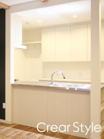 新築戸建・キッチン(北区)
