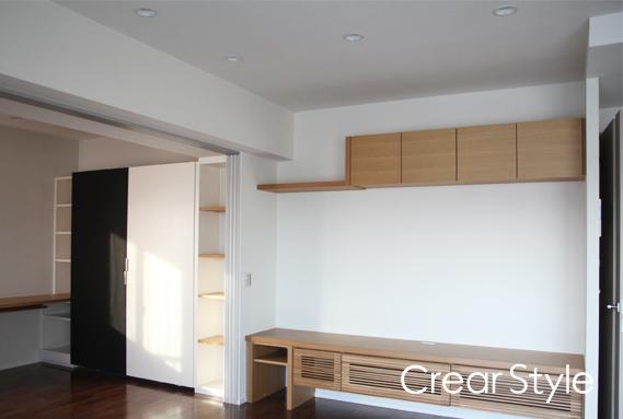 新築マンション・TVボード(名東区)