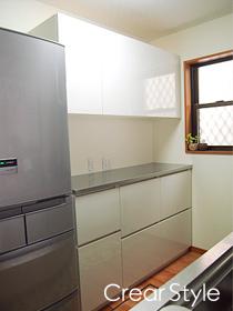 新築戸建・食器棚(西区)