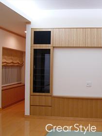 戸建・TVボード(南区)