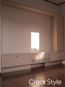 新築戸建・TVボード(清須市)