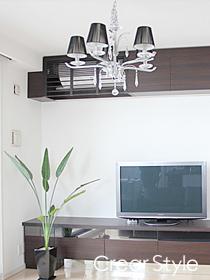 新築マンション・TVボード(港区)